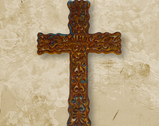 Cast Iron Crosses for sale at Shore Line Ornamental Iron