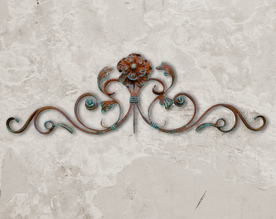 Iron Wall Decor by Shoreline Ornamental Iron