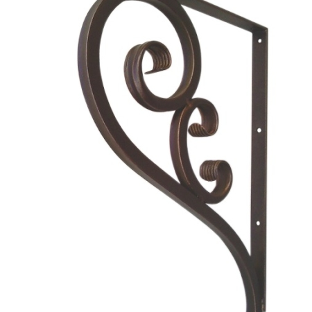 Large Decorative Brackets