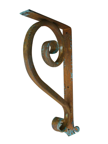 heavy-duty-wrought-iron-bracket