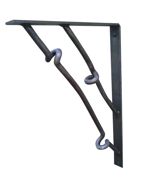 large-contemporary-wrought-iron-bracket