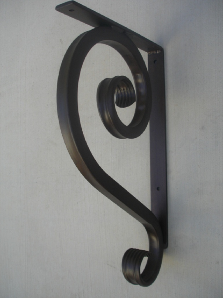 Standard Wrought Iron Angle Brackets Shoreline