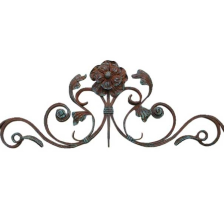 Iron Wall Decor