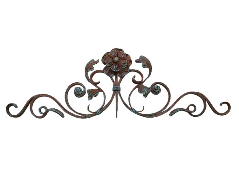Iron Wall Decor Archives | Shoreline Ornamental Iron