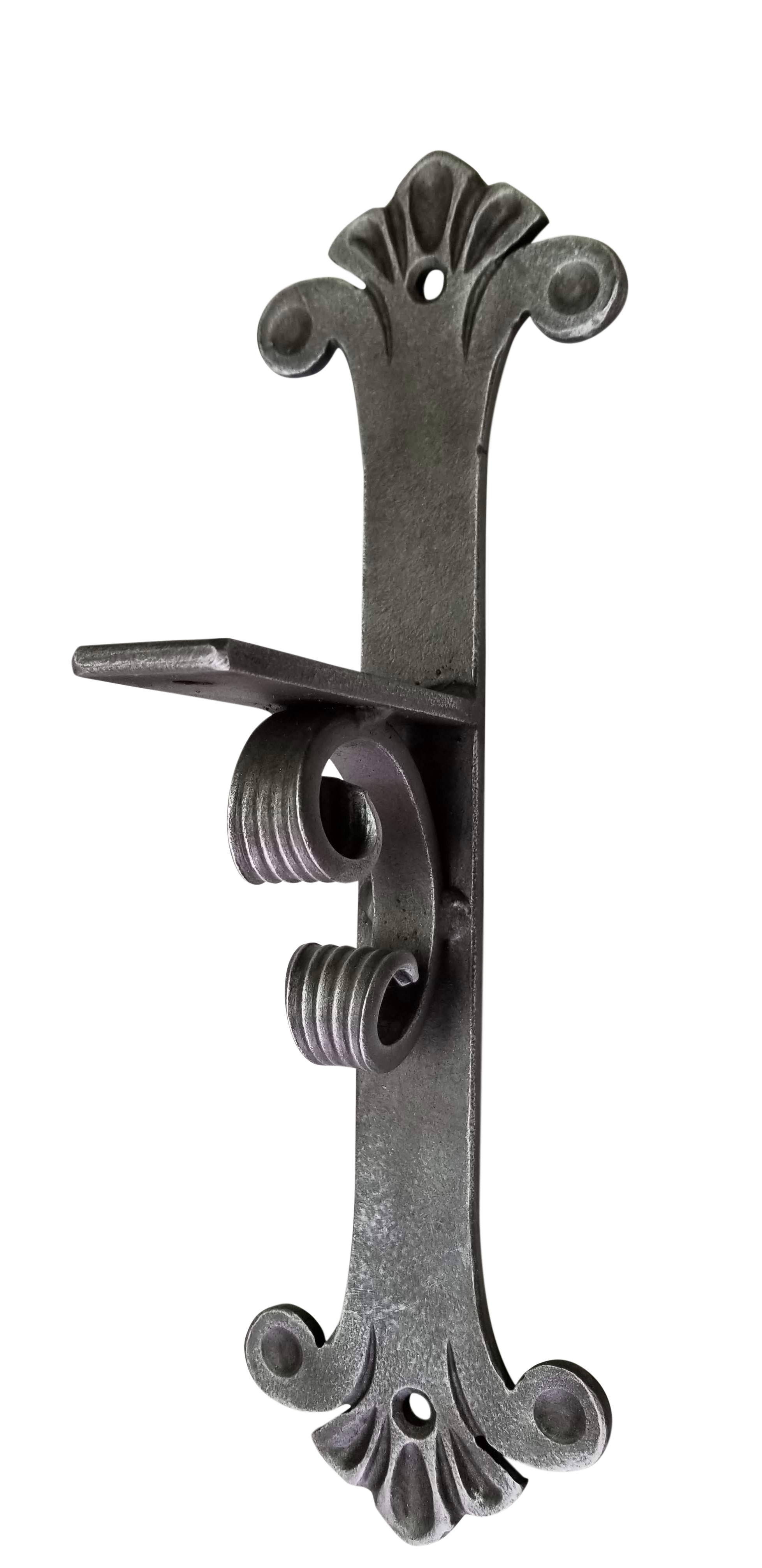 Iron Mantel Bracket-Small | Shoreline Ornamental Iron