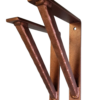 small metal decorative support bracket