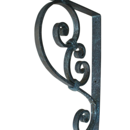 "12"" to 16"" Iron Brackets"
