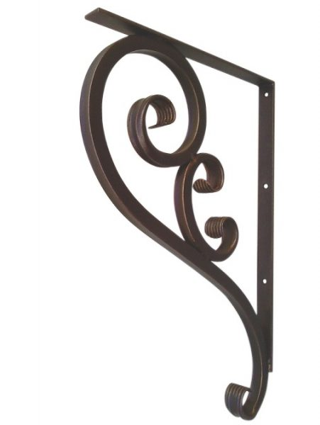 heavy-duty-wrought-iron-counter-bracket