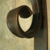 Small Heavy Duty Iron Support Bracket
