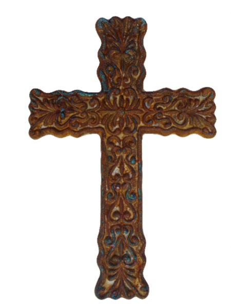 rustic-cast-iron-wall-hanging-cross