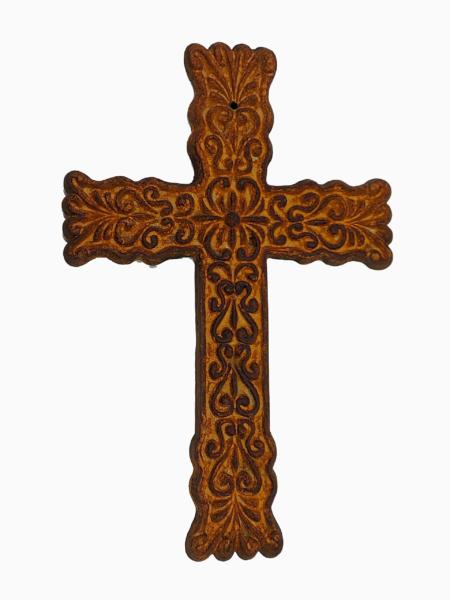 Cast Iron Crosses for sale at Shore Line Ornamental Iron