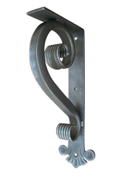 Iron Bracket Thick Small Heavy Duty