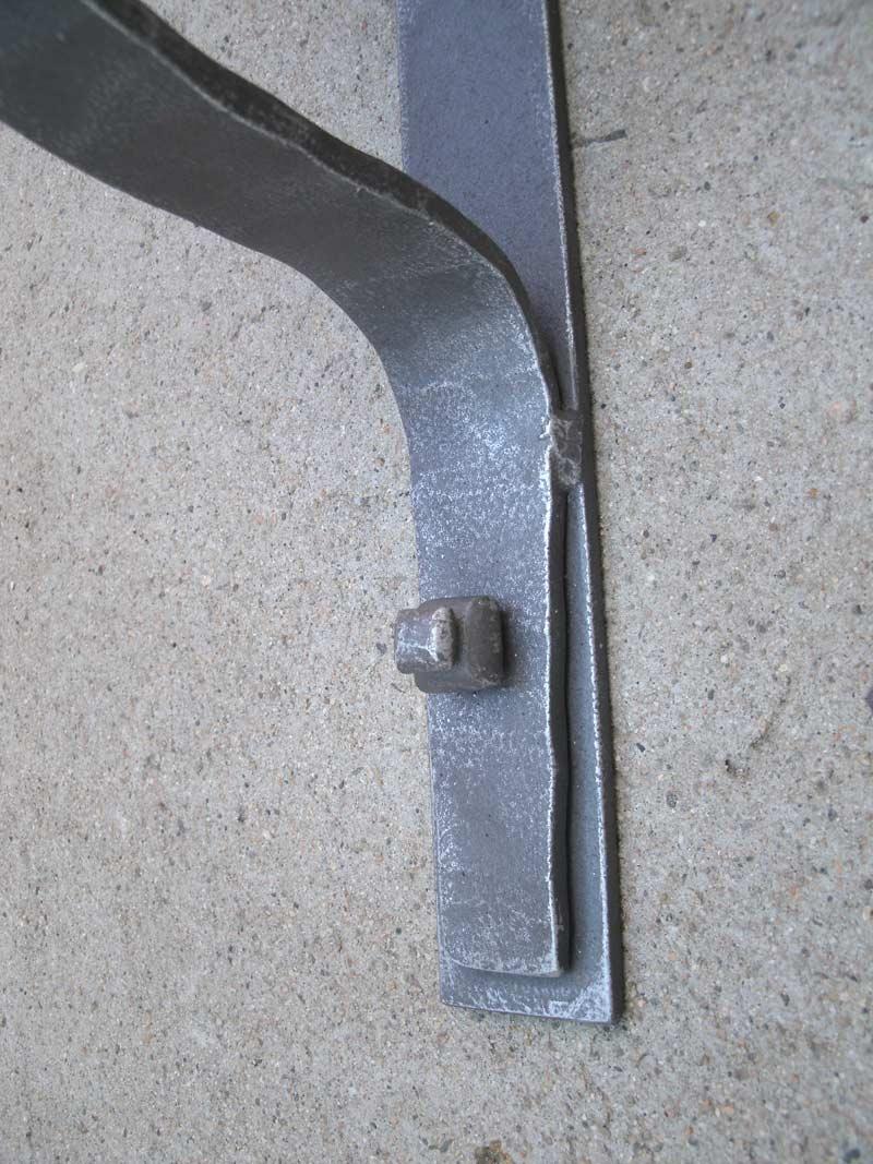 Wrought Iron Exterior Wall Decor