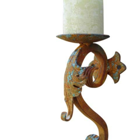 small-iron-leaf-candle-sconce
