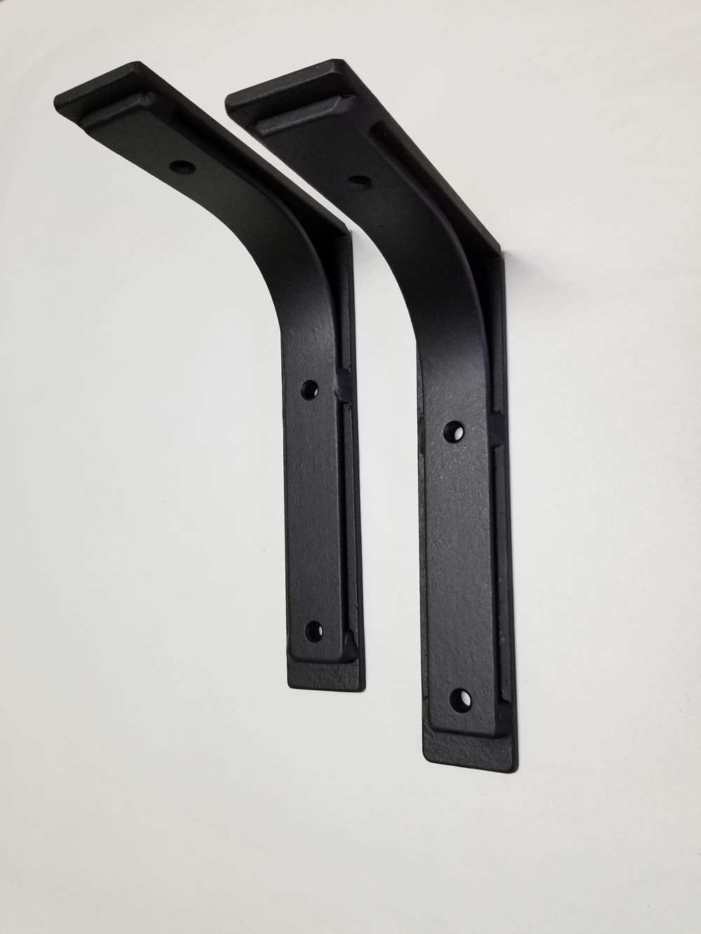 Wall Mount Iron Angle Bracket Heavy Duty Shoreline