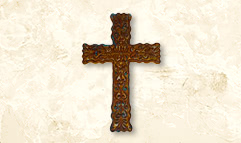 Cast Iron Crosses by Shoreline Ornamental Iron