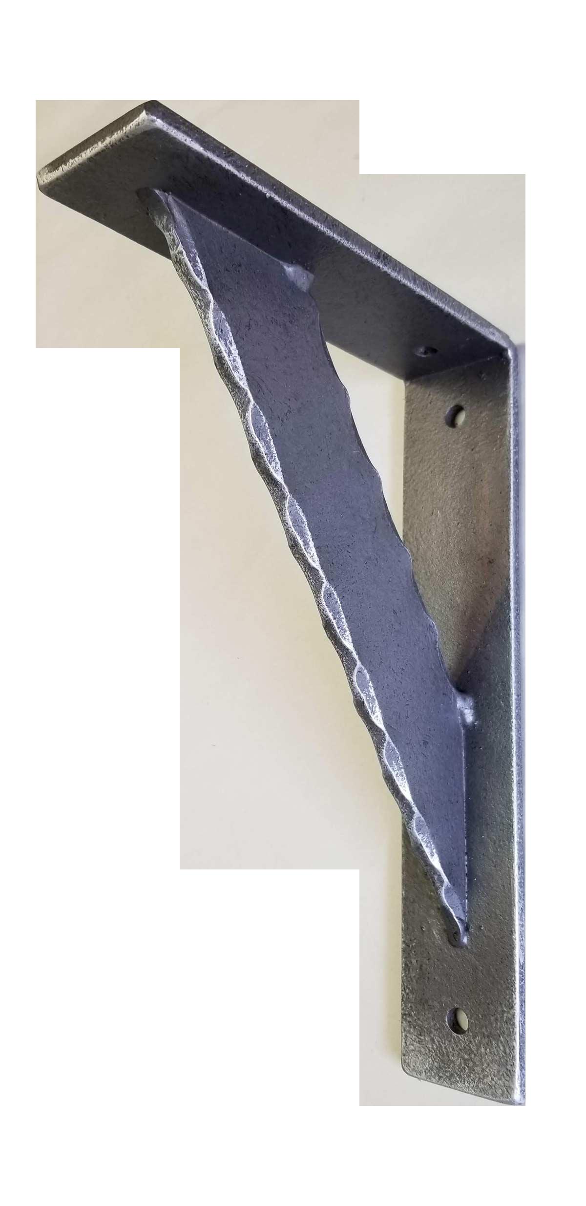 Picture of: Heavy Duty Decorative Corbel Countertops Mantels Shelving Shoreline Ornamental Iron