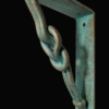 unique wrought iron corbel