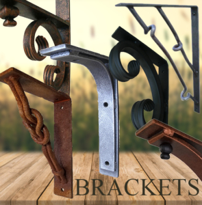 Iron Brackets Large Selection