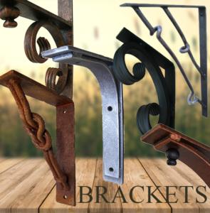Iron Brackets Large Selection
